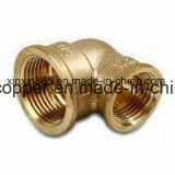 "90 Degree Forged Brass Elbow 1/2 "" to 2 """