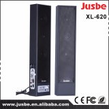 Jusbe XL-620 60W 4ohm altoparlante attivo dell'altoparlante della colonna di 4 di pollice di PA multimedia basse del sistema acustico 2.0