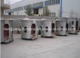 Horno de fundición de aluminio de 500 kg