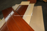 Suelos de madera dura brasileños Finished ULTRAVIOLETA de la teca del alto lustre