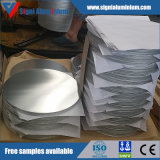 Cercle/disque en aluminium pour la batterie de cuisine antiadhésive (étirage profond/anodisé)