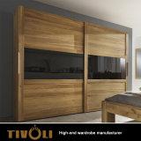 판매 Tivo-0048hw를 위한 큰 옷장 내각 검정 옷장 가구