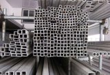 De vierkante Buis van het Roestvrij staal (TP304, 304L, 321, 316, 316L,)