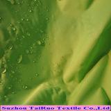 Taffetas 100% de polyester avec imperméable à l'eau pour le tissu de parapluie