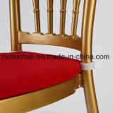 공장 판매를 위한 알루미늄 결혼식 호텔 Tiffany Chiavari 의자