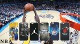 Случай картины чертежа 3D ультра тонкого игрока TPU NBA изготовленный на заказ
