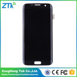 Цифрователь касания LCD телефона 5 цветов для края галактики S7 Samsung