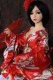 Mini muñeca japonesa el 100cm del sexo de las mujeres jovenes