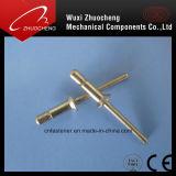 DIN7337 Staninlessの鋼鉄クローズド・エンド型のブラインドのリベットおよび開放端のブラインドのリベット