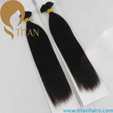 Noble Jet Black 1 # Cabelo de Remy Humano Straight Humano