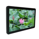 Monitor interactivo capacitivo de alta tecnología plano del tacto de la pantalla de 18.5 pulgadas