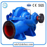 Pompa ad acqua enorme centrifuga orizzontale di flusso di doppia aspirazione di 12 pollici