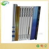 BrillanteカラーCmyk Encolado/Fresado Imprimir Libros (CKT-BK-643)