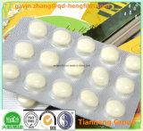 película rígida para a embalagem farmacêutica, película plástica do PVC de 0.30mm da medicina