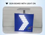 심천 LED 도매 400*400mm 표시 널 화살 빛