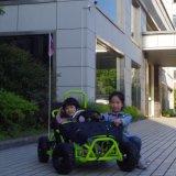 Ce/EPAによって承認される小型ジープはバギー子供のためのKartの行くまたは可能な道はKart行く