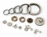 Pezzo meccanico di CNC del professionista (ottone, alumnium, acciaio, ferro)