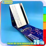 Boleto de papel ultraligero público del transporte MIFARE RFID