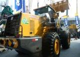 Carregador Electrohydraulic da roda da transmissão (peso Rated de 6 toneladas)