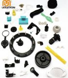 주문품 플라스틱 장식 덮개 덮개 모자 PVC TPR PC PE PP