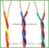 Flexible Kabel-Drähte, Kurbelgehäuse-Belüftung oder Gummi elektrisches Isolierkabel