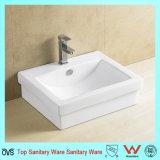 Lavabo en céramique d'art de salle de bains d'Ovs