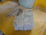 Máquina de corte y división hidráulica de piedra para granito / mármol (P90 / 95)