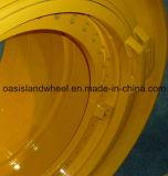 De Randen van het Wiel van de ondergrondse Mijnbouw voor OTR Band 35/6533