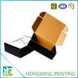 Упаковывать коробки складной конструкции белой бумаги косметический