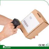 Mini scanner tenu dans la main Fs02 de code barres de Bluetooth 1d 2D sans fil