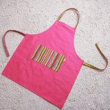 Tablier chaud d'impression de coton de vente pour la cuisson