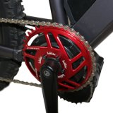 リチウム電池8fun 1000Wモーターを搭載する電気山の自転車