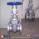 Form-Ventil-Kegelradgetriebe-Absperrschieber Fyv
