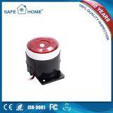 Sistema de alarme móvel da G/M do auto seletor do atendimento da segurança sem fio