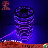 Het wijd Gebruikte Waterdichte Groene Flexibele Hoge Heldere LEIDENE Neonlicht van de Strook