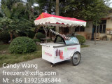 Attraction Ice Cream Popsicle Cart for Business