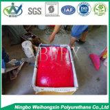 Pigmento rojo del colorante del poliol para el silicón de la esponja de la espuma de poliuretano