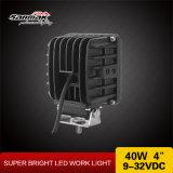Lámpara doble resistente del trabajo de la viga LED de IP68 40W