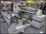 BOPP, Haustier, Kurbelgehäuse-Belüftung, Papier, Aluminium, Serien-Mitte und Oberflächenwicklungs-aufschlitzende Hochgeschwindigkeitsmaschine 1300