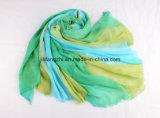 Самый популярный шарф 2016 с шарфом шелка мягкого и хорошего качества шарфа способа градиентов