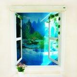 Оптовые домашние шторки тени ткани занавеса окна инженерства украшения мягкие материальные