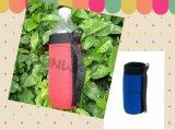 Изолятор бутылки, держатель мешка втулки охладителя бутылки воды спорта неопрена (BC0007)