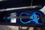 Violino all'ingrosso con la colofonia del violino dell'arco di violino della cassa del violino