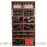 Добро пожаловать для того чтобы подгонять погреб погреб шкафа вина древесины и металла пола конструкции винный