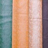 熱い販売のヘビデザイン袋の革