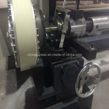 Película automática del control del PLC que raja y máquina 200 M/Min el rebobinar