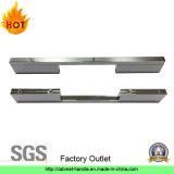 Maneta de aluminio de los muebles de la cabina de cocina del enchufe de fábrica (A 004)