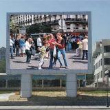 フルカラーの屋外広告のP8LED表示画面