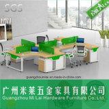 中国の製造者の方法金属のフィートが付いている容易なアセンブルのオフィス用家具