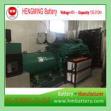 発電機セットのためのHengming NiCd電池48vgnc150 1.2V 150ah Kpxシリーズか超高速またはアルカリ充電電池および焼結させた陽極電池